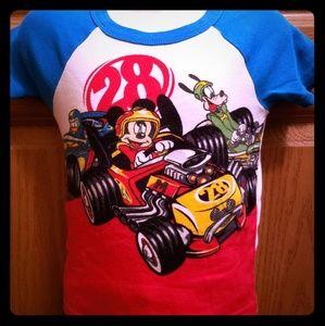 Mickey & the Roadster Racers 2 Piece Pajama Set